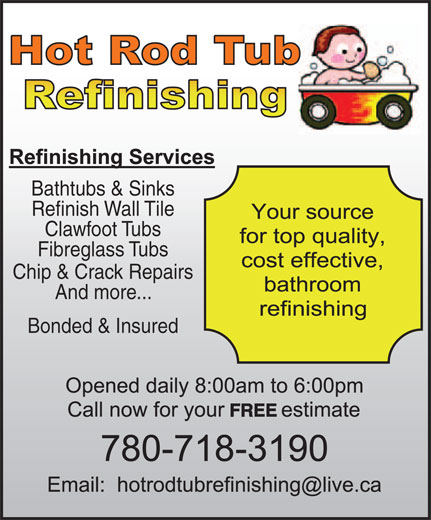 Bathtub & Sink Repairing & Refinishing - Hotfrog - Your Business