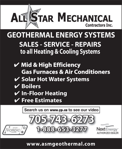 Steve Cunning, Owner of EarthHeat.ca, a leader in the Geothermal Heat Pump technology