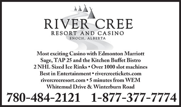 River Cree Casino Buffet