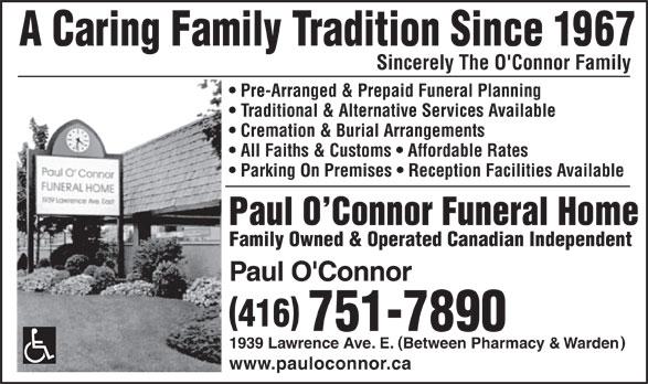 Cardinal Funeral Home Bathurst Parking