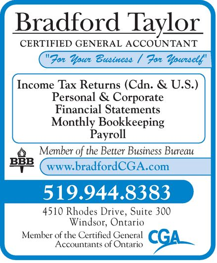 how to become accountant ontario