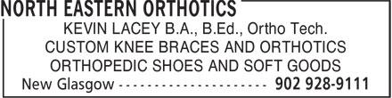 Ads North Eastern Orthotics