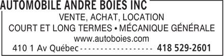 Automobile André Boies Inc (418-529-2601) - Annonce illustrée======= - VENTE, ACHAT, LOCATION COURT ET LONG TERMES   MCANIQUE GNRALE www.autoboies.com  VENTE, ACHAT, LOCATION COURT ET LONG TERMES   MÉCANIQUE GÉNÉRALE www.autoboies.com  VENTE, ACHAT, LOCATION COURT ET LONG TERMES   MÉCANIQUE GÉNÉRALE www.autoboies.com  VENTE, ACHAT, LOCATION COURT ET LONG TERMES   MCANIQUE GNRALE www.autoboies.com  VENTE, ACHAT, LOCATION COURT ET LONG TERMES   MCANIQUE GNRALE www.autoboies.com  VENTE, ACHAT, LOCATION COURT ET LONG TERMES   MÉCANIQUE GÉNÉRALE www.autoboies.com  VENTE, ACHAT, LOCATION COURT ET LONG TERMES   MÉCANIQUE GÉNÉRALE www.autoboies.com  VENTE, ACHAT, LOCATION COURT ET LONG TERMES   MCANIQUE GNRALE www.autoboies.com  VENTE, ACHAT, LOCATION COURT ET LONG TERMES   MCANIQUE GNRALE www.autoboies.com  VENTE, ACHAT, LOCATION COURT ET LONG TERMES   MÉCANIQUE GÉNÉRALE www.autoboies.com  VENTE, ACHAT, LOCATION COURT ET LONG TERMES   MÉCANIQUE GÉNÉRALE www.autoboies.com  VENTE, ACHAT, LOCATION COURT ET LONG TERMES   MCANIQUE GNRALE www.autoboies.com  VENTE, ACHAT, LOCATION COURT ET LONG TERMES   MCANIQUE GNRALE www.autoboies.com  VENTE, ACHAT, LOCATION COURT ET LONG TERMES   MÉCANIQUE GÉNÉRALE www.autoboies.com  VENTE, ACHAT, LOCATION COURT ET LONG TERMES   MÉCANIQUE GÉNÉRALE www.autoboies.com  VENTE, ACHAT, LOCATION COURT ET LONG TERMES   MCANIQUE GNRALE www.autoboies.com