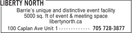 Ads Liberty North