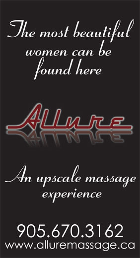 Ads Allure Massage
