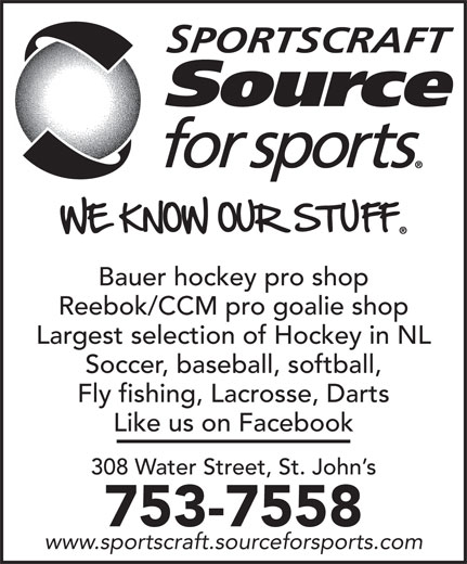 Ads Sportscraft Source For Sports