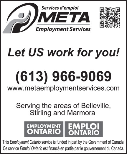Meta Employment Services (613-966-9069) - Display Ad -