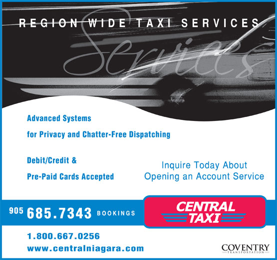 Ads Central Taxi