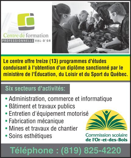Ads Commission Scolaire de L'Or-Et-Des-Bois - Centre administratif