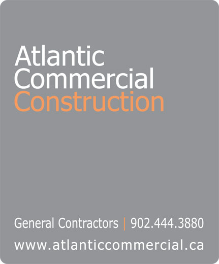 Atlantic Commercial Construction Ltd (902-444-3880) - Display Ad -