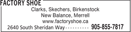 Ads Factory Shoe