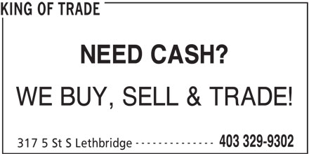 Ads King Of Trade