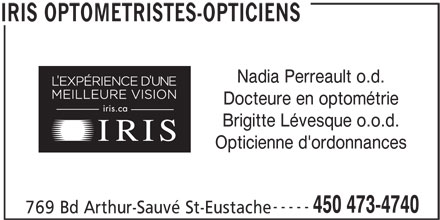 Optométriste Cliniques - Home | Visique