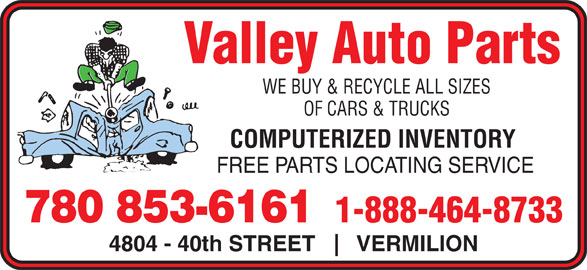 Ads Valley Auto Parts