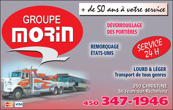 Garage morin st jean inc saint jean sur richelieu qc for Garage ad st jean le blanc