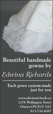 Edwina Richards Studio (613-730-4265) - Display Ad