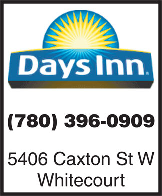 Days Inn And Suites (780-779-2399) - Annonce illustrée - (780) 396-0909 5406 Caxton St W Whitecourt